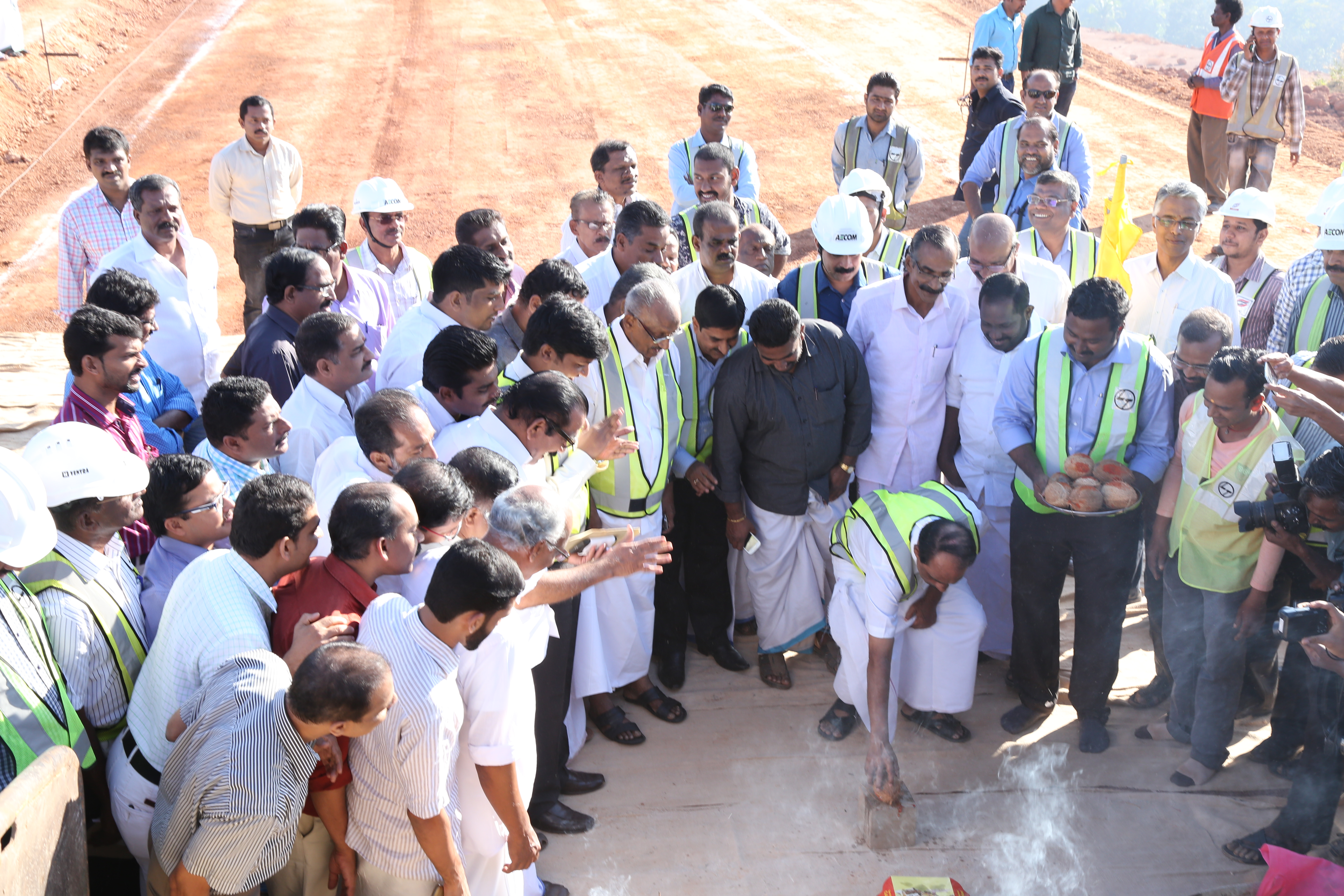 Commencement Of Construction Work