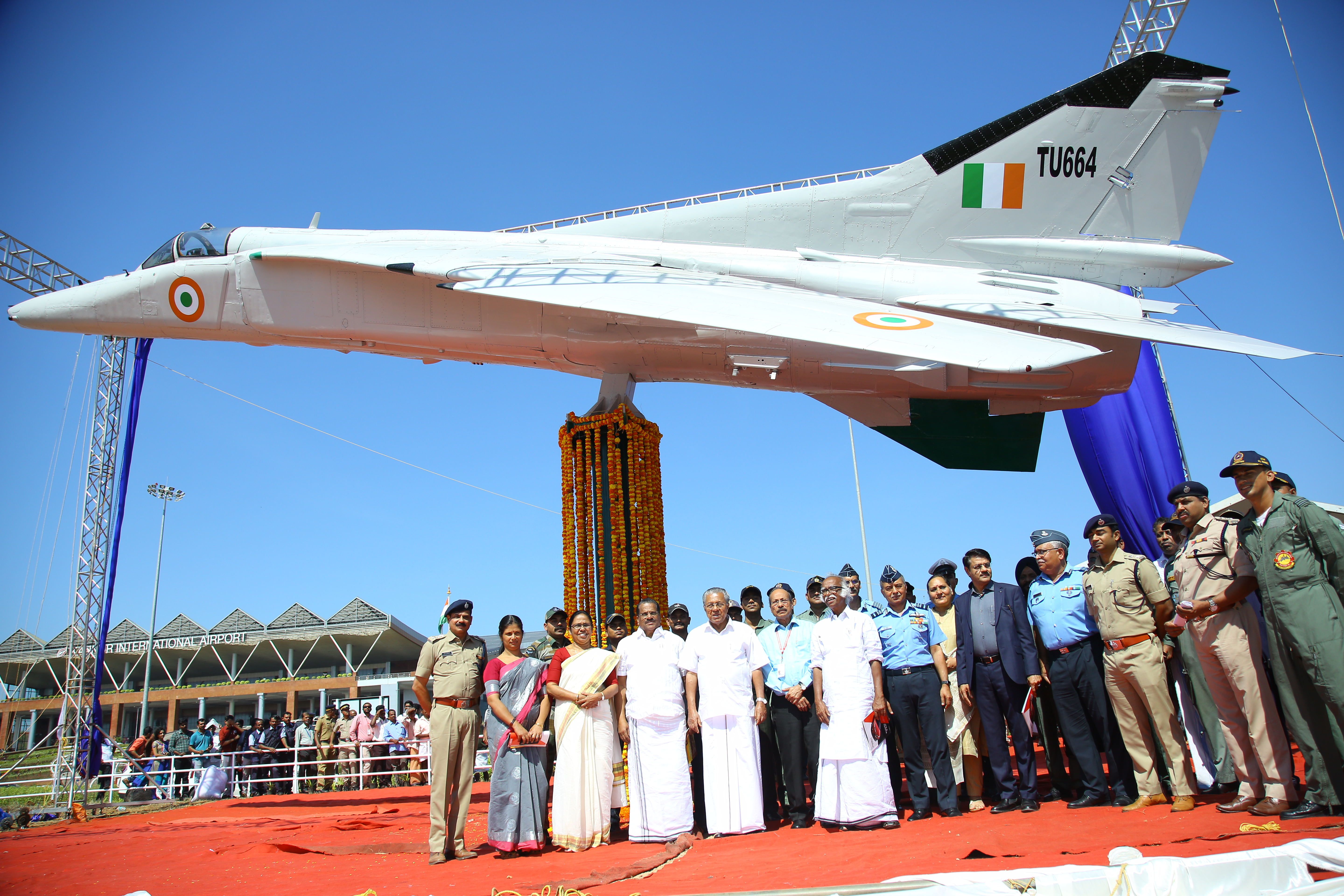 Unveiled Indian Air Force Aircraft MIG-27