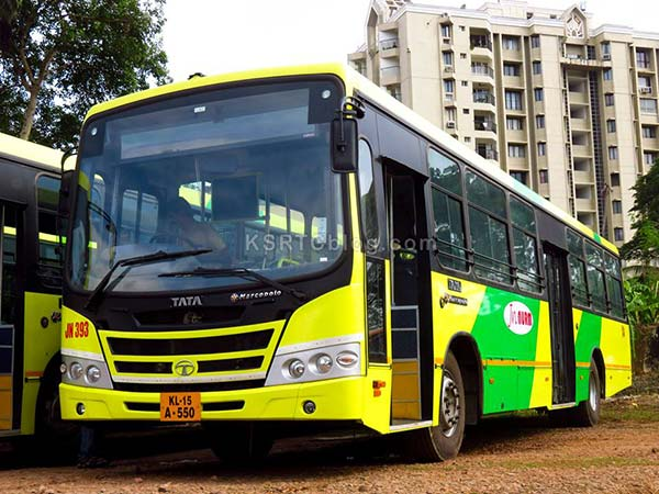 Kannur International Airport - Bus Service