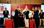 "Kannur International Airport has received ""Brand of the Year"" Award instituted by Future Kerala. The Award was received at a glittering function at the Crowne Plaza Hotel at Ernakulam by Shri Utpal Baruah, Chief Operations Officer, on behalf of Kannur International Airport on 27 March 2019."