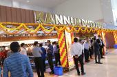 Inauguration of Duty Free Shops